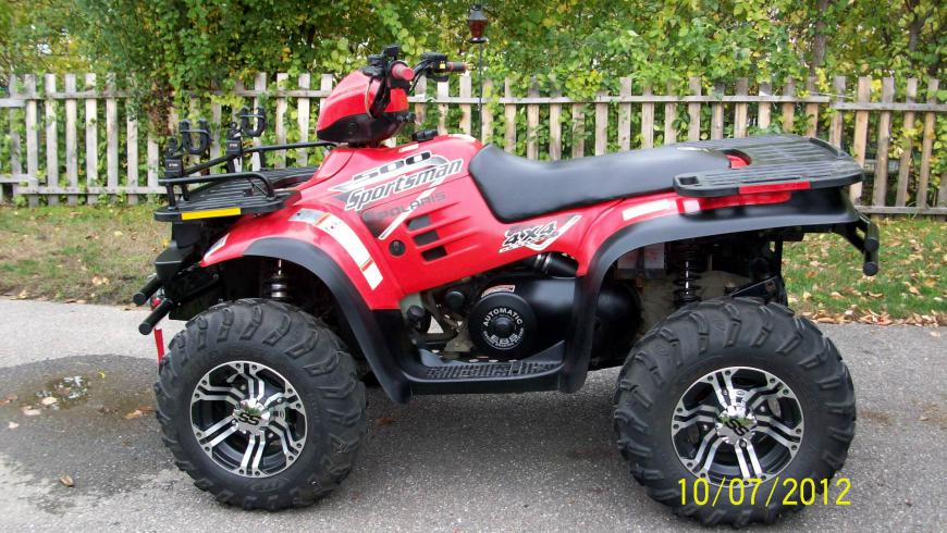 polaris sportsman 500 ho 2001 manual pdf