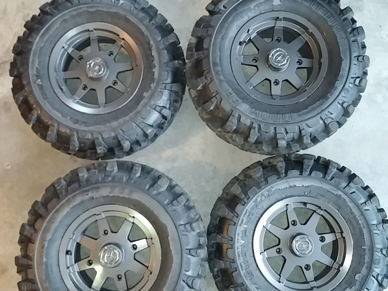 Plasti Dip - Wheels - Polaris ATV Forum