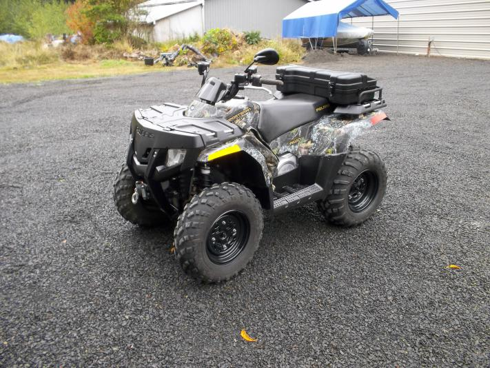 2009 Sportsman 400 HO $4,200 - Polaris ATV Forum