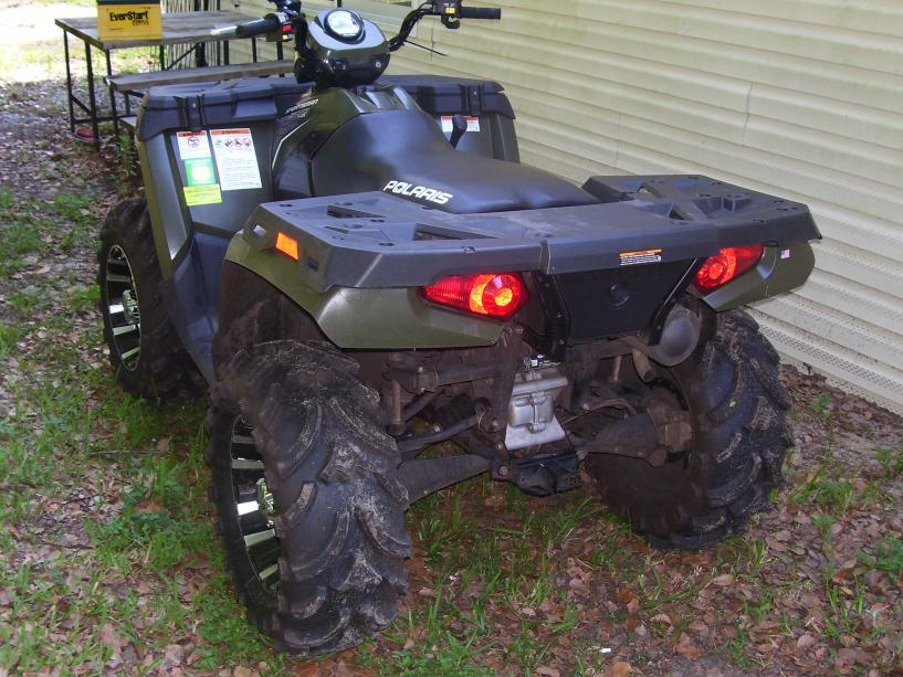 26 U0026quot  Tires And Wheels On 2004 Sportsman 500ho