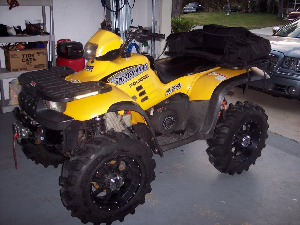 01 400 4x4 $1300.00 - Polaris ATV Forum