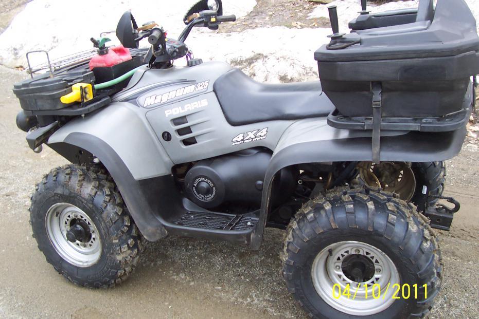 quad polaris magnum 330