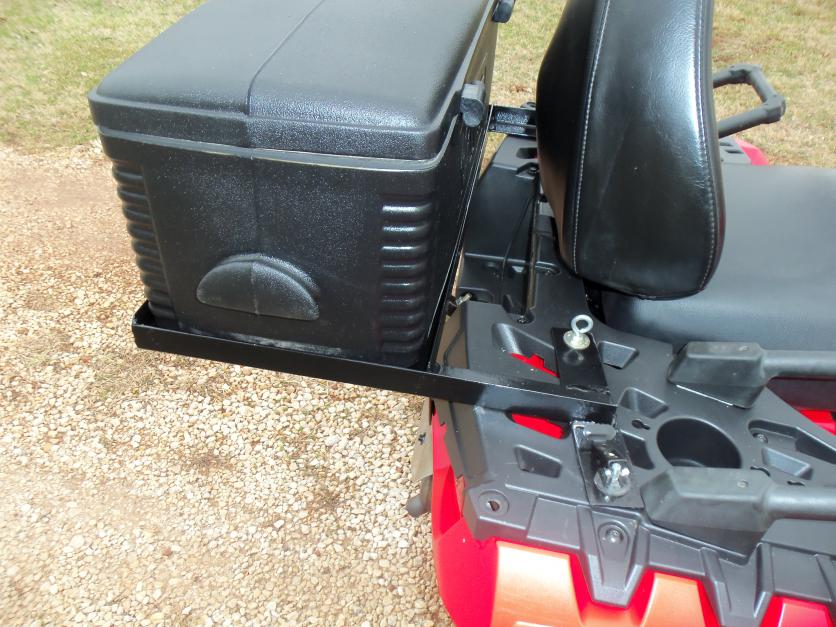 Yamaha Grizzly 450 >> 2011 Touring XP Rear Rack Extender - Polaris ATV Forum