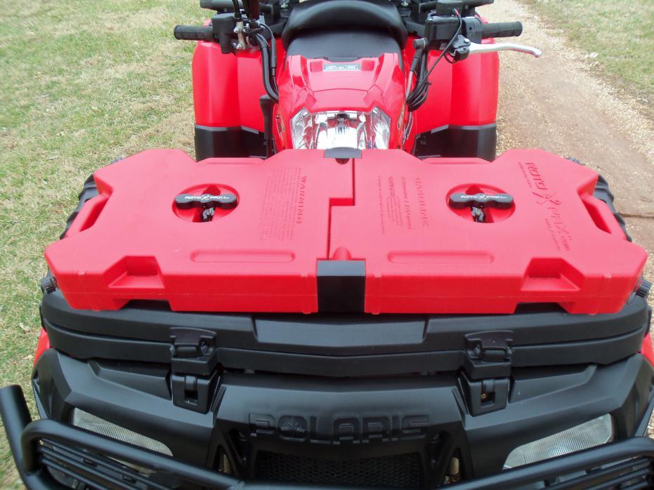 Polaris 1000 Atv >> Fuel packs - Kolpin vs Rotopax - Page 5 - Polaris ATV Forum