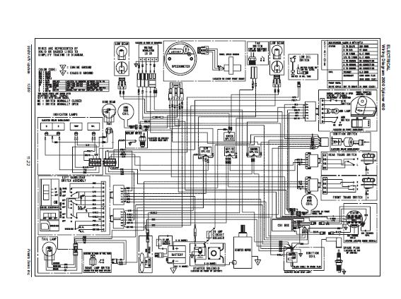 2000 Xplorer 400 Awd Other Electrical Issues Polaris Atv Forum