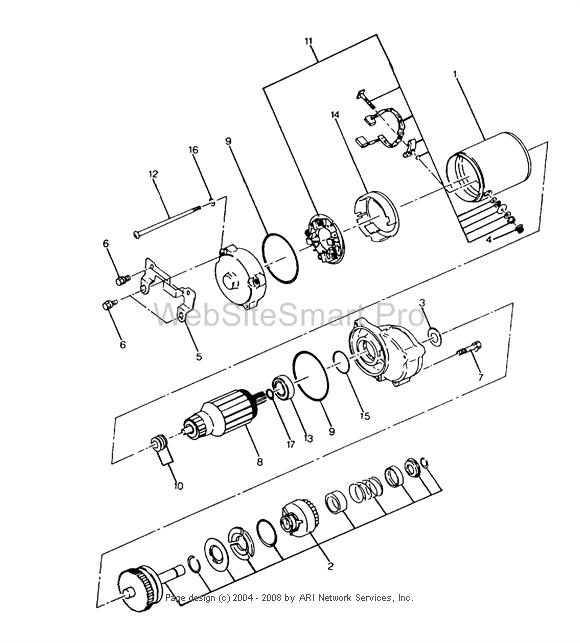 2002 Sportsman 500 Carb Diagram