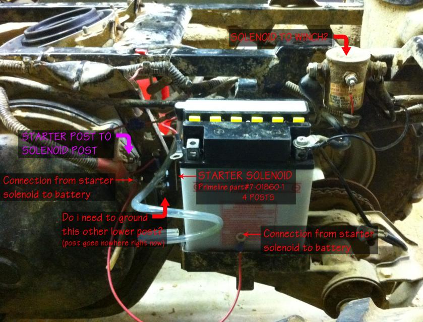 Polaris Ranger Battery Wiring Diagram on marine dual battery switch diagram, dual battery hook up diagram, polaris rzr front differential diagram,