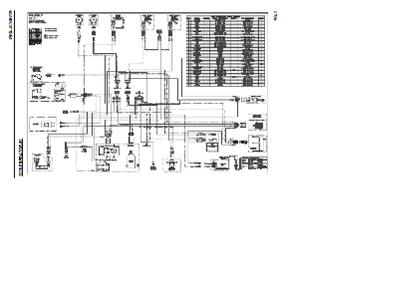 2005 polaris predator 50 wiring diagram