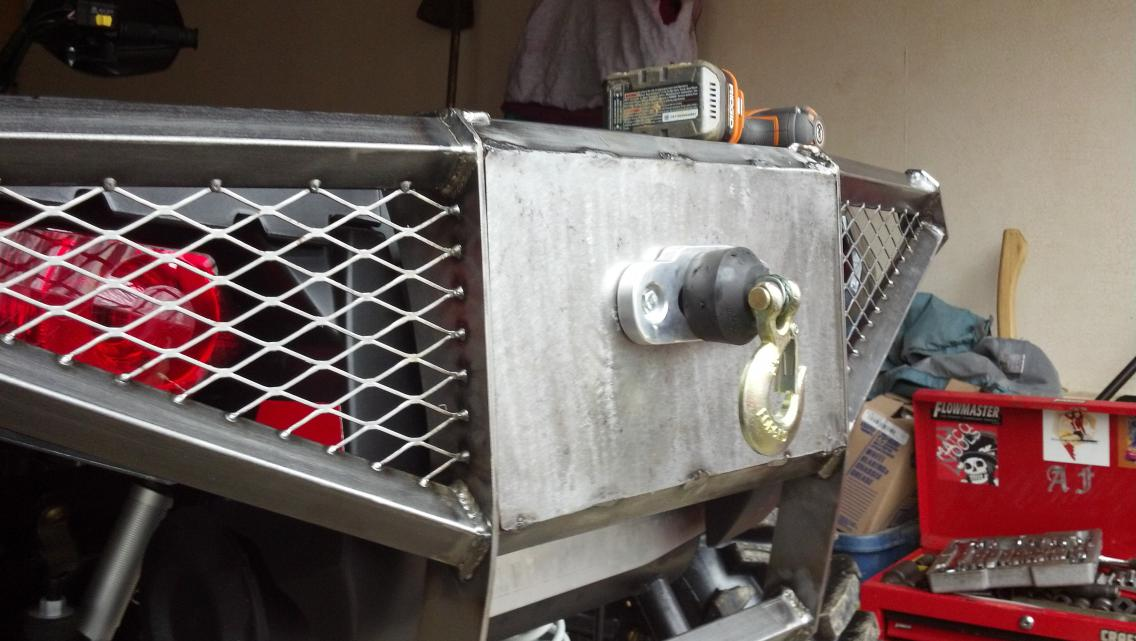 Diy Bumper Plate Storage