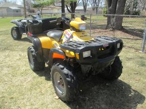 2004 Polaris Sportsman 500 Ho For Sale 2 950 Bo Polaris