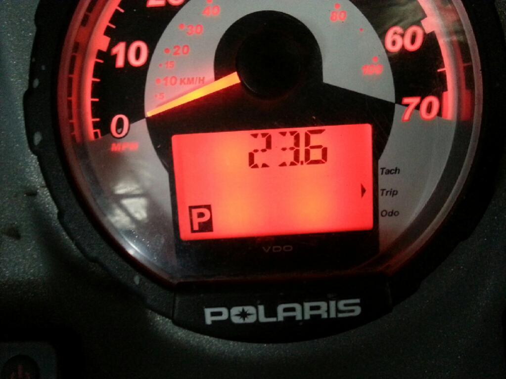 Fuel Problems With 2004 Polaris 700 Efi Quad | Autos Weblog