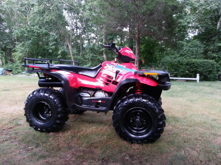New To Us 97 Explorer 400 2 Stroke Polaris ATV Forum