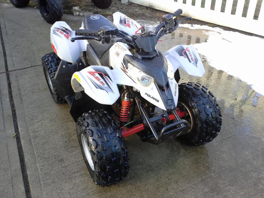 Polaris Outlaw 50 >> 2004 Polaris Predator 50cc - Polaris ATV Forum