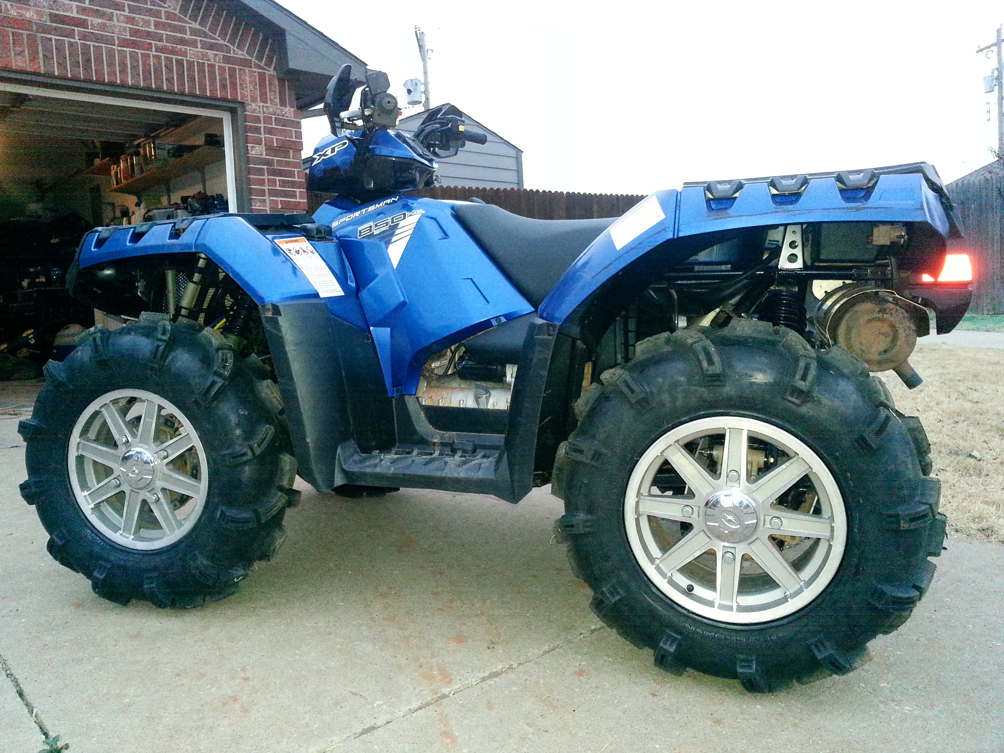 Pictures of your XP - Page 21 - Polaris ATV Forum