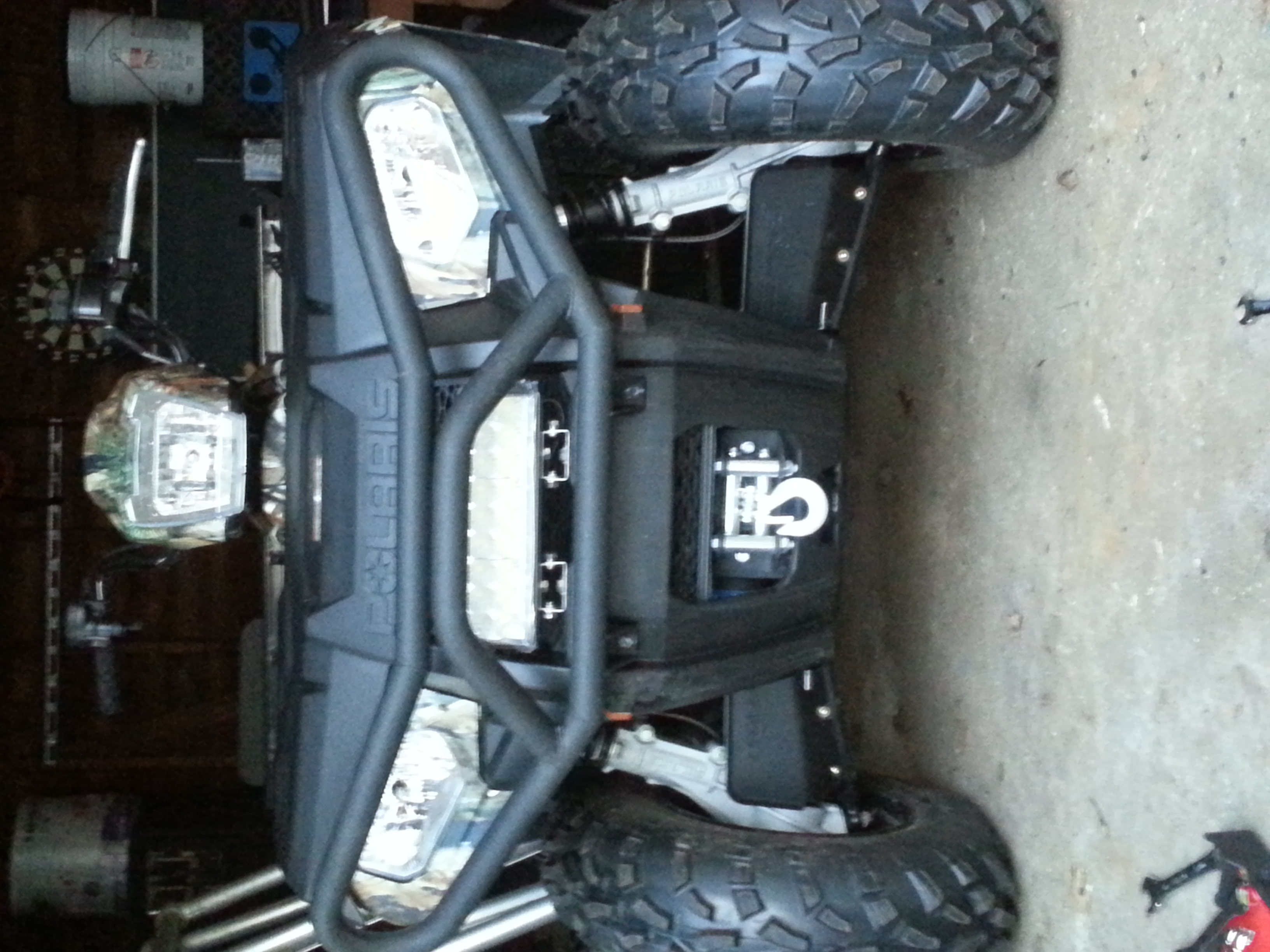 Led Light Bar Question Polaris Atv Forum
