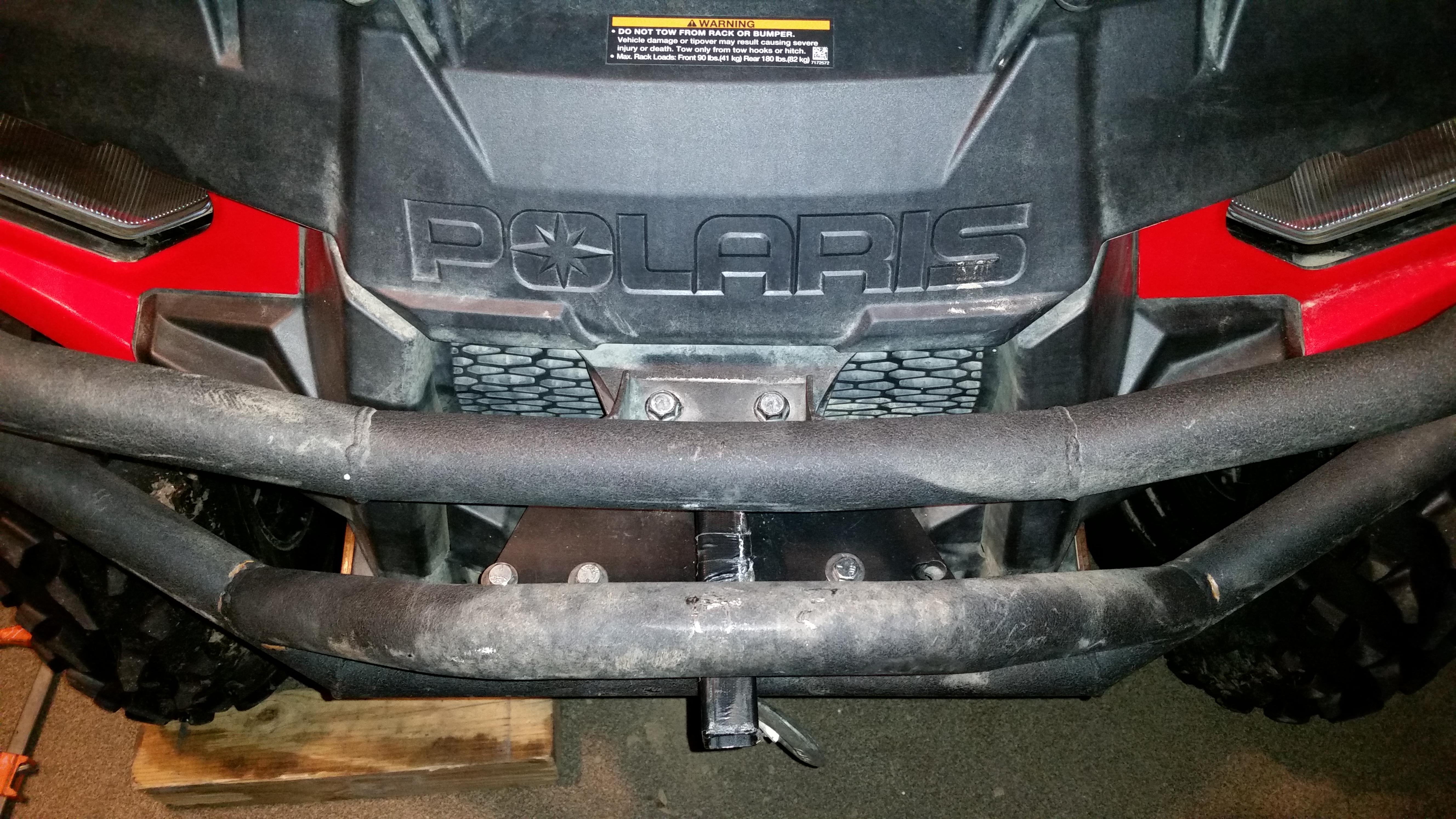 Spare Tire Mount  Revistited