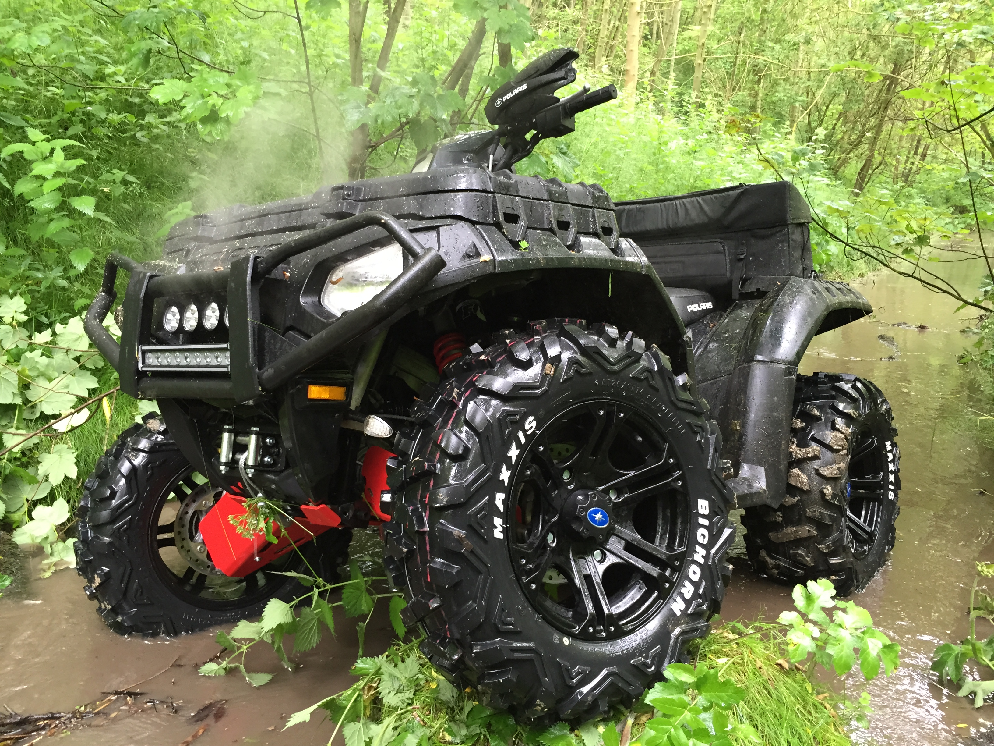 Pictures of your XP - Page 4 - Polaris ATV Forum