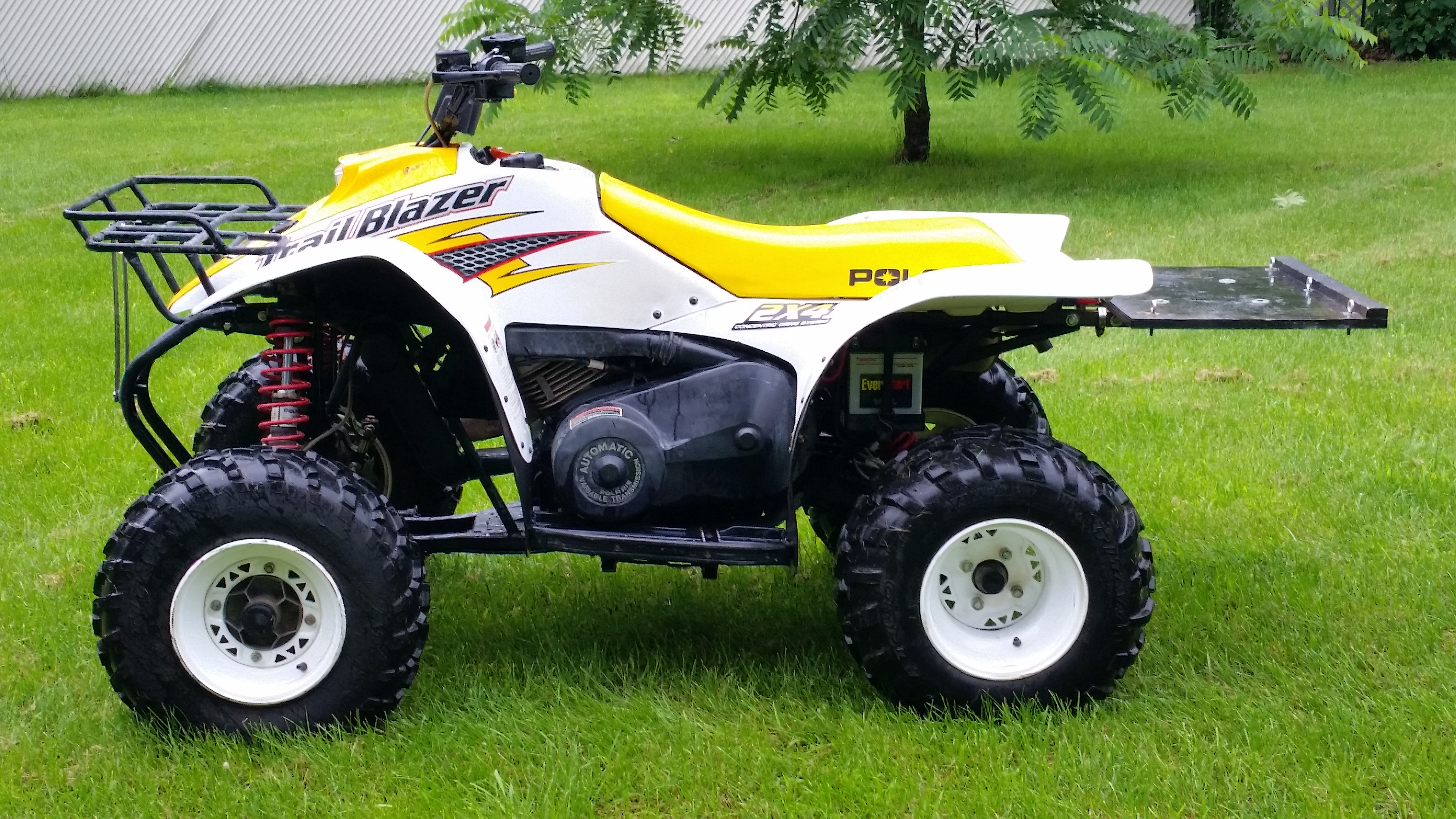 2001 Trailblazer 250 $1500 - Polaris ATV Forum
