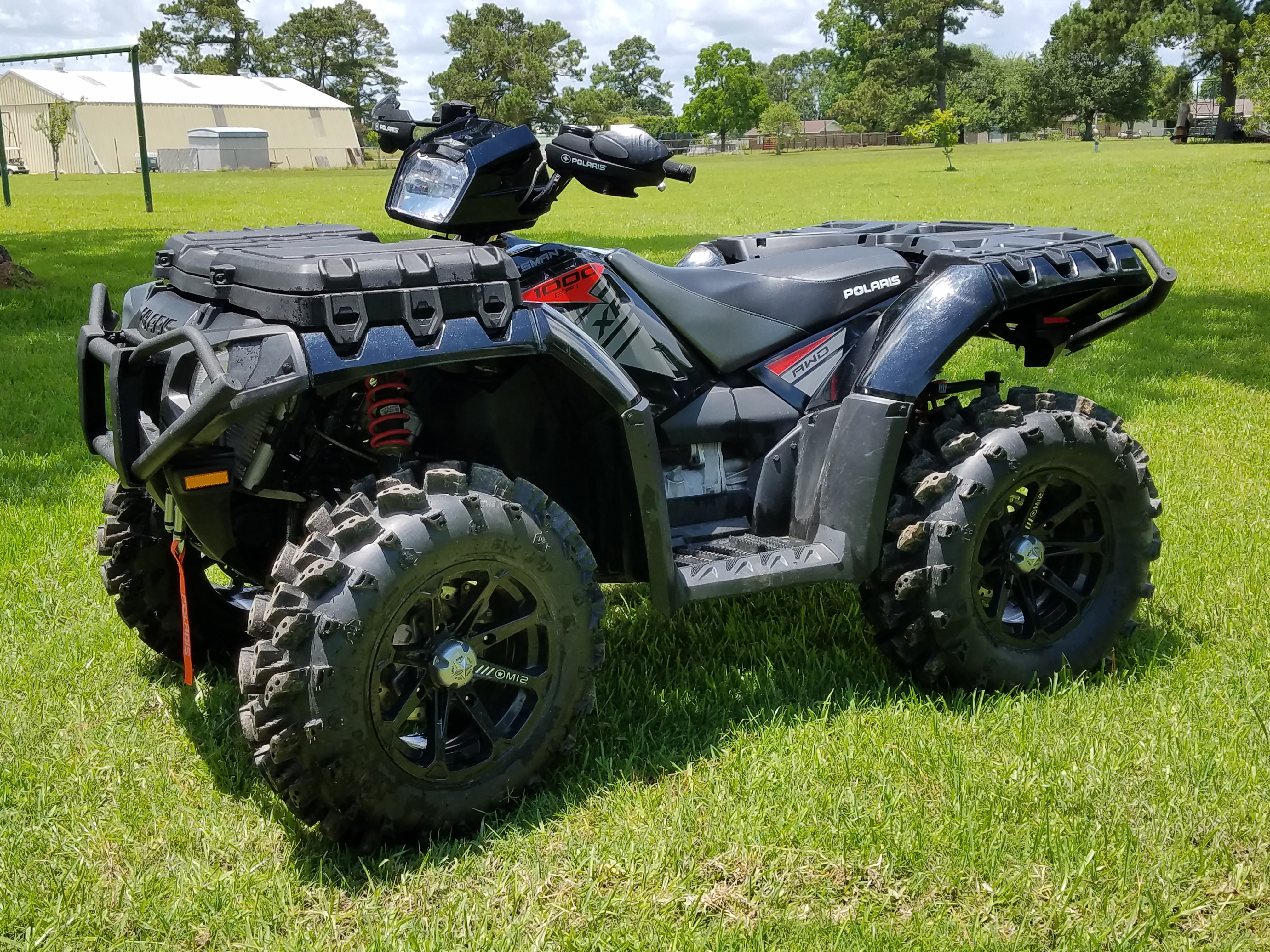 New Polaris Sportsman XP 1000 - Polaris ATV Forum