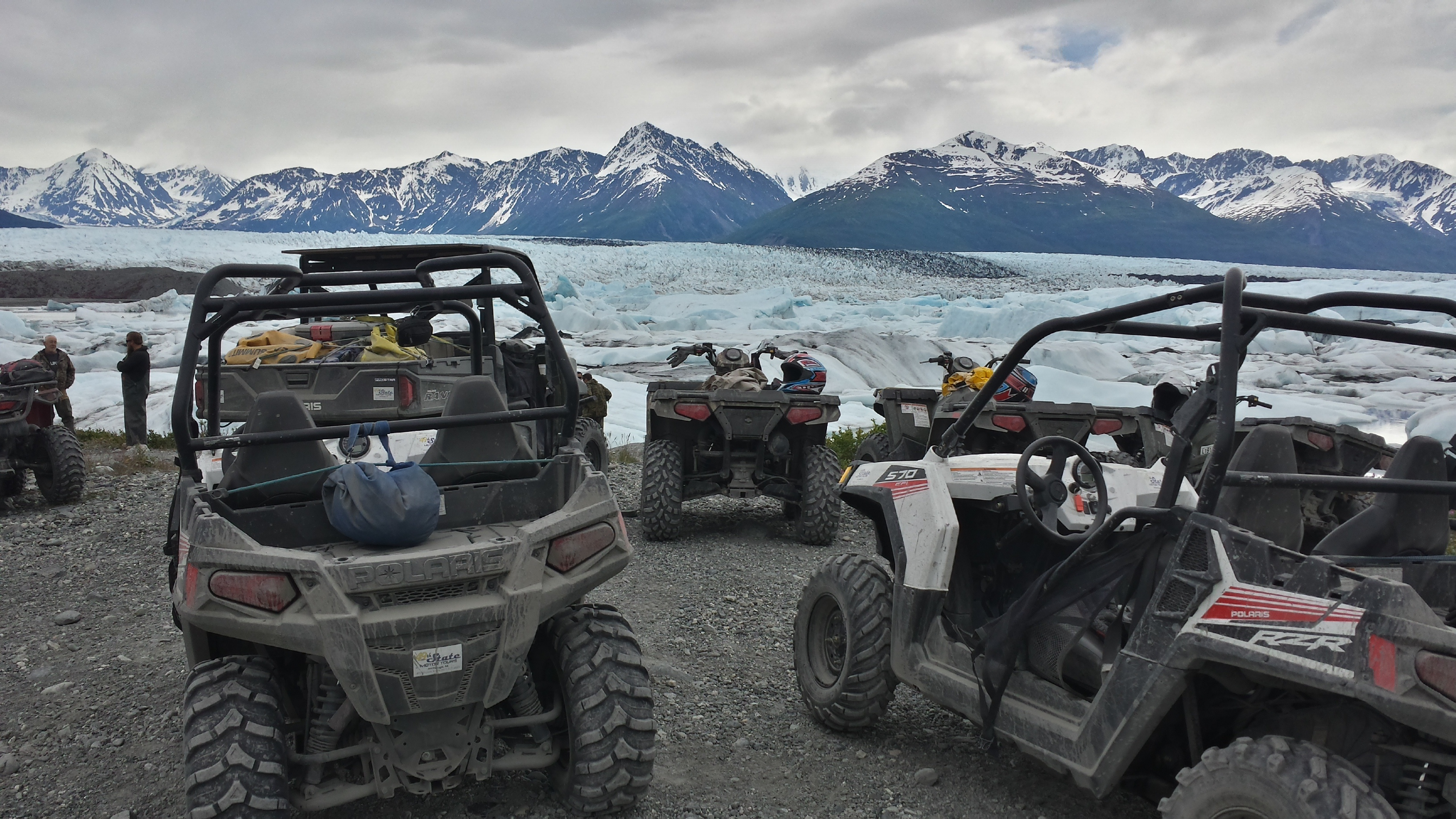 Polaris Atv Forum View Single Post Lifelong Alaskan Rider