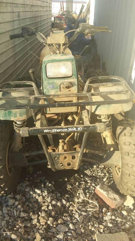 ID help on '00-'02 Robin engine Polaris Xplorer 250 - Polaris ATV Forum