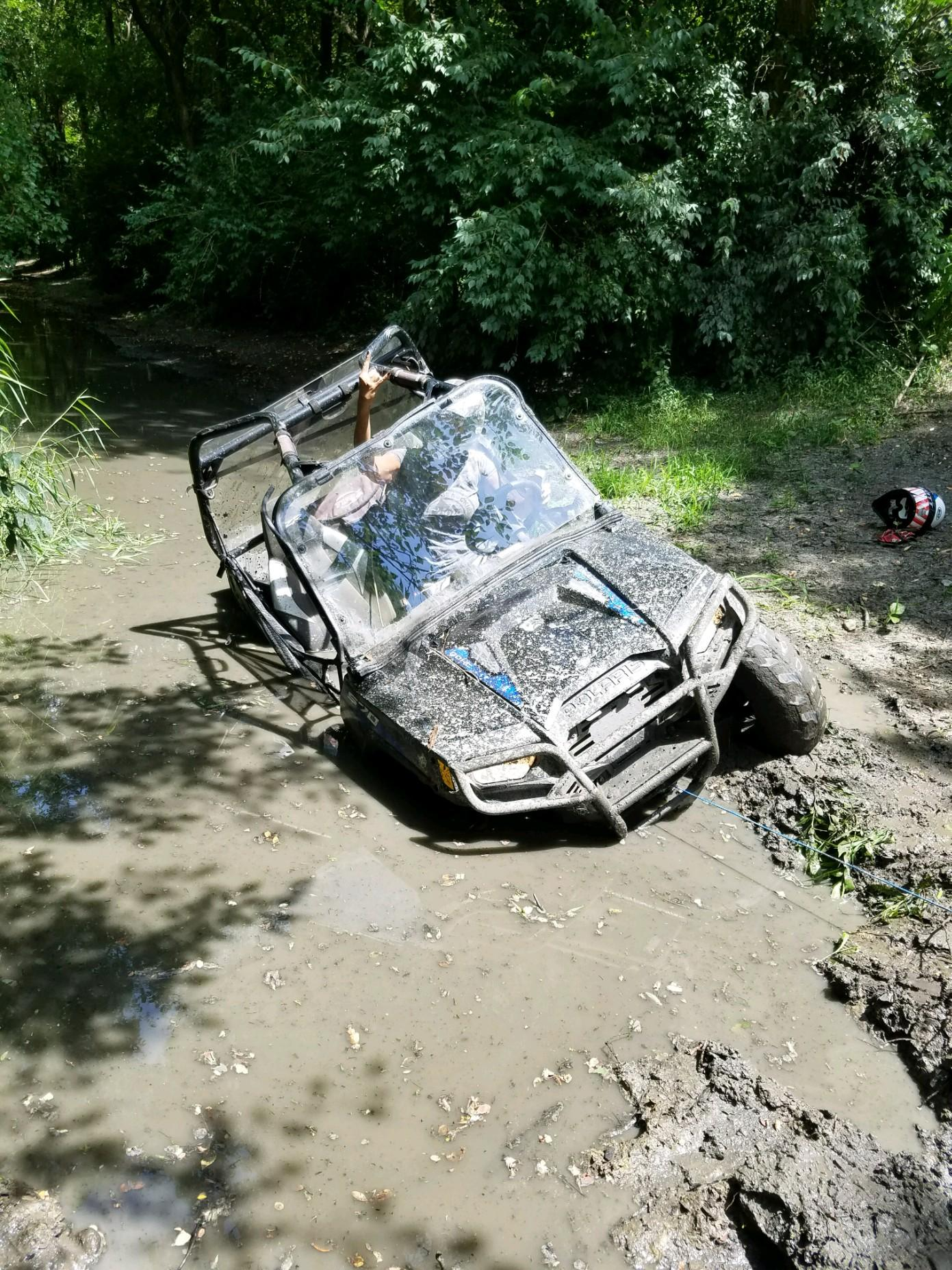Atkinson Motorsports Park Sunday 7 9 17 Il Polaris Atv