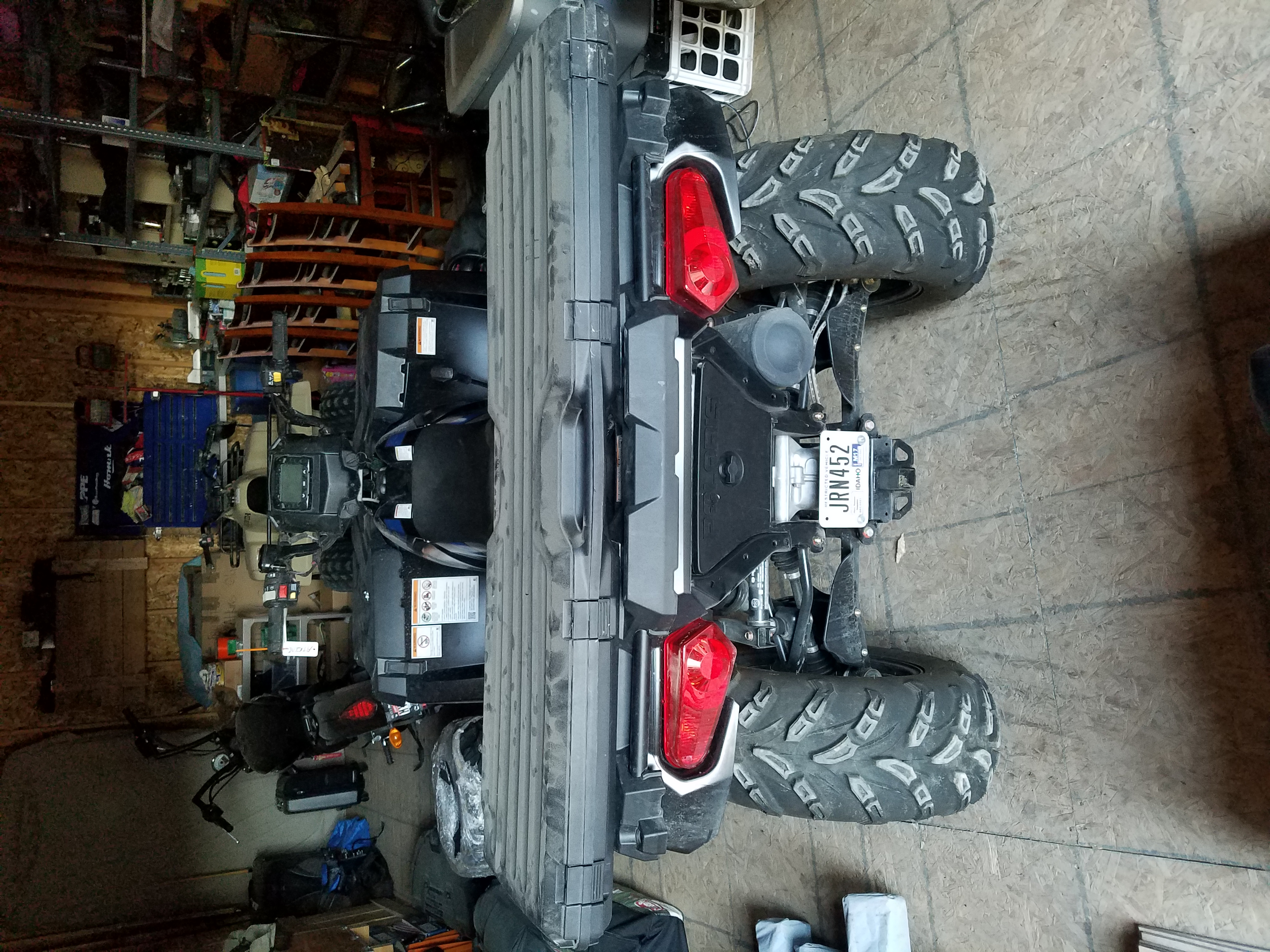 Ar 15 Gun Case Polaris Atv Forum