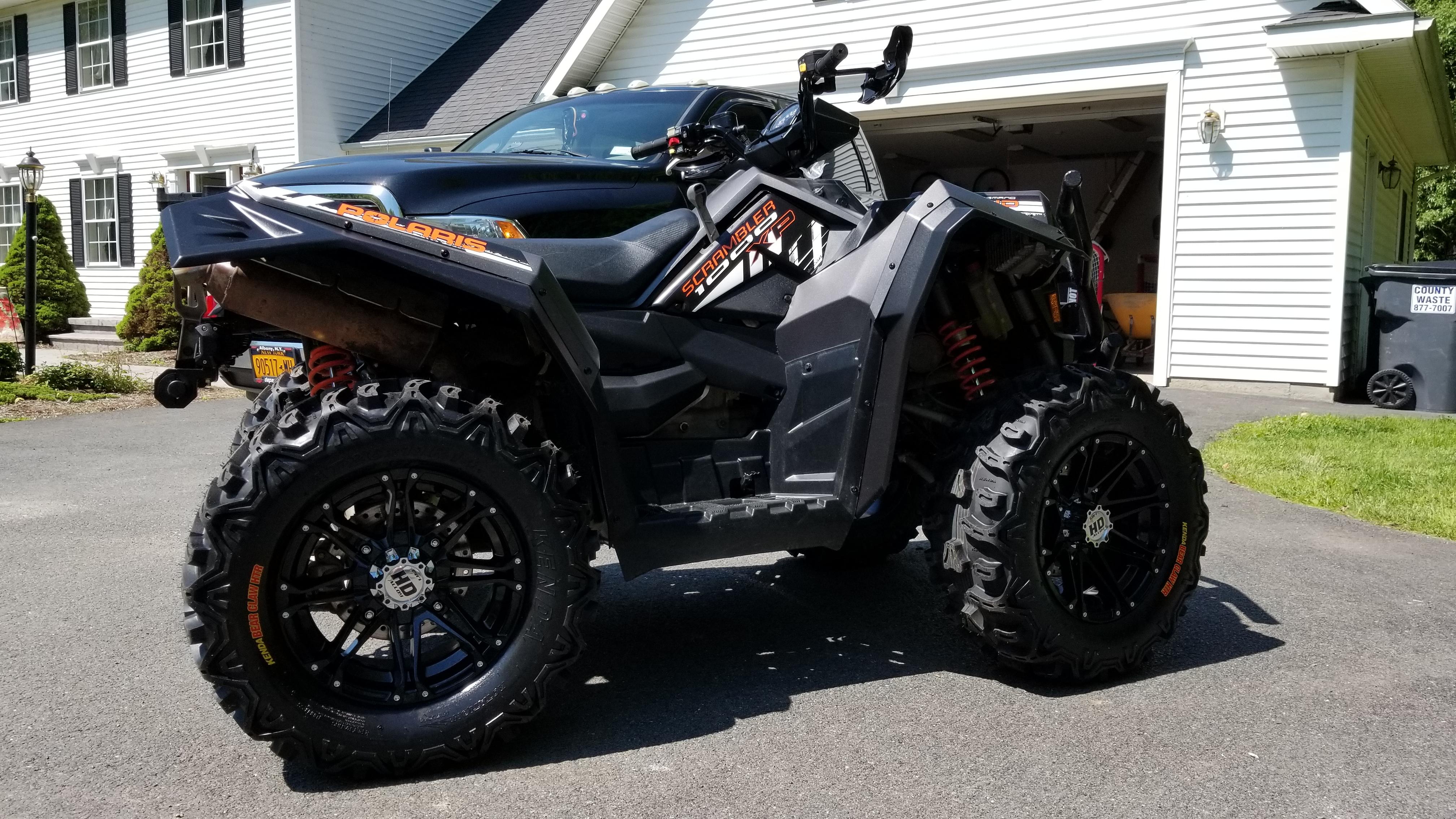 Is this a 550 XP or not?   Polaris ATV Forum