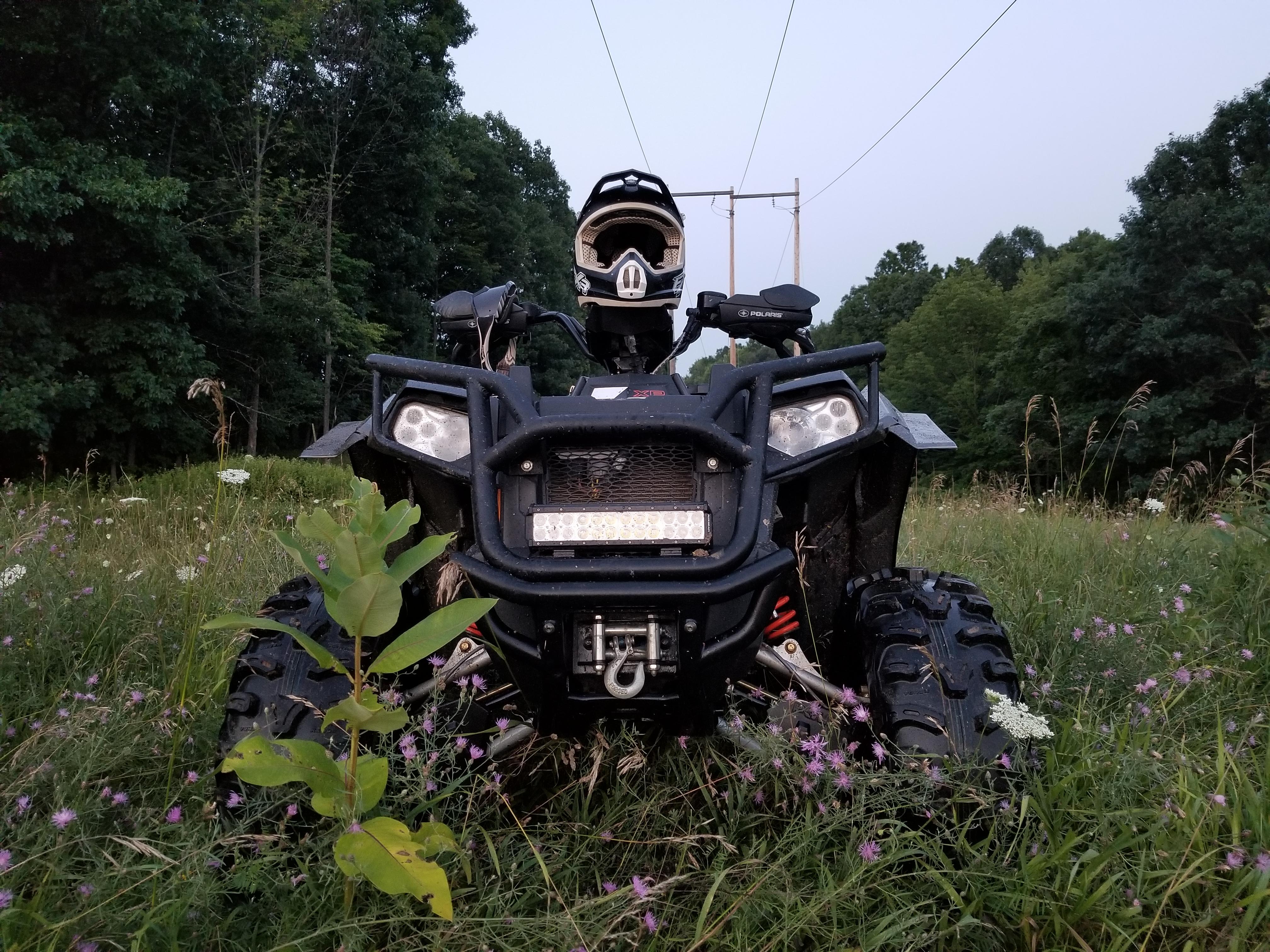 RJWC Split Duals - Polaris ATV Forum