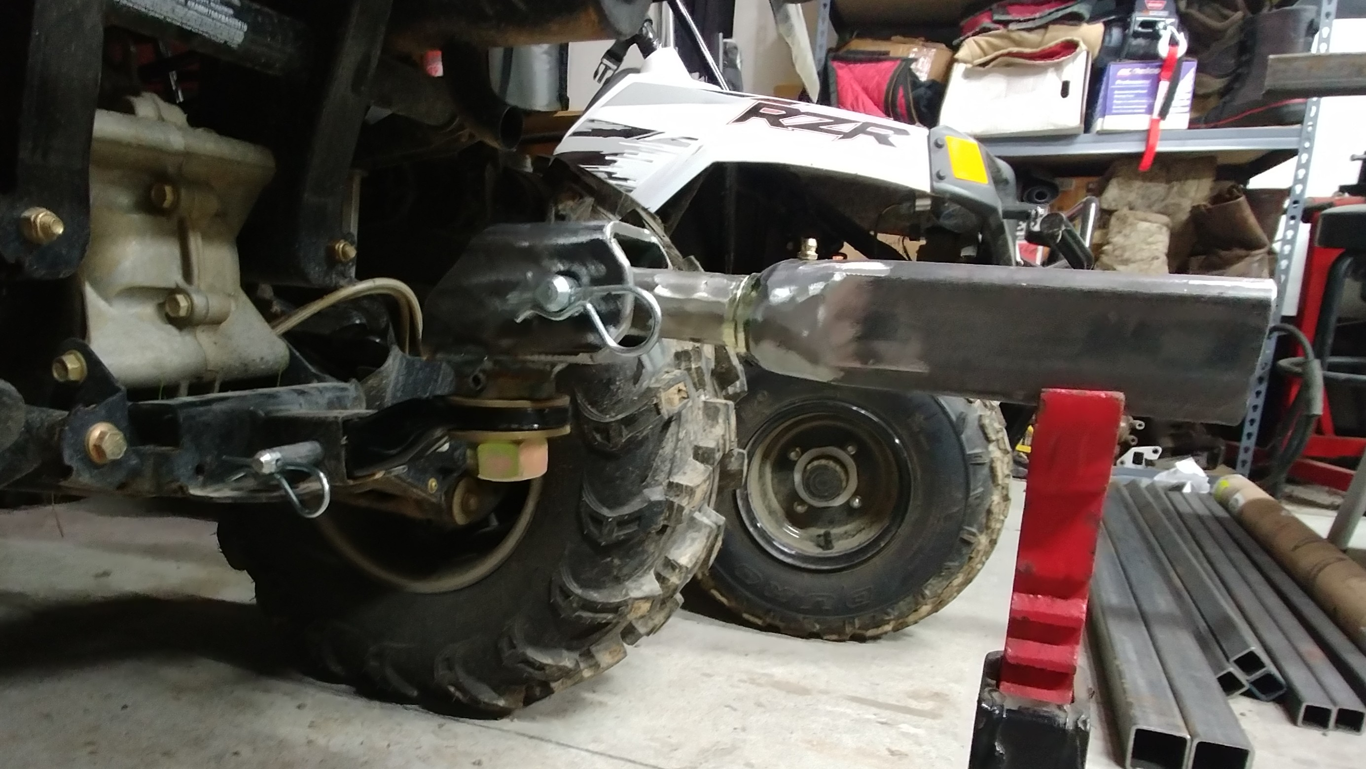 Off-road Trailer Build Using Polaris parts-3-axis-hitch.jpg