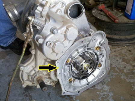 Transmission Leak Removal Page 2 Polaris Atv Forum