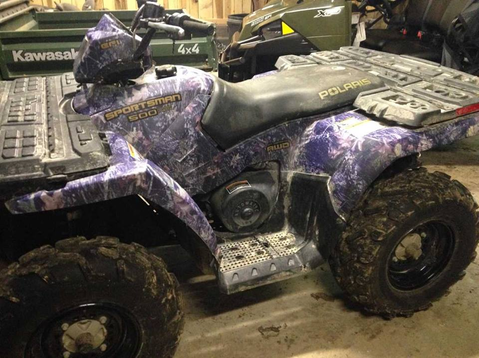 2007 sportsman 500 ho fluids question - Polaris ATV Forum
