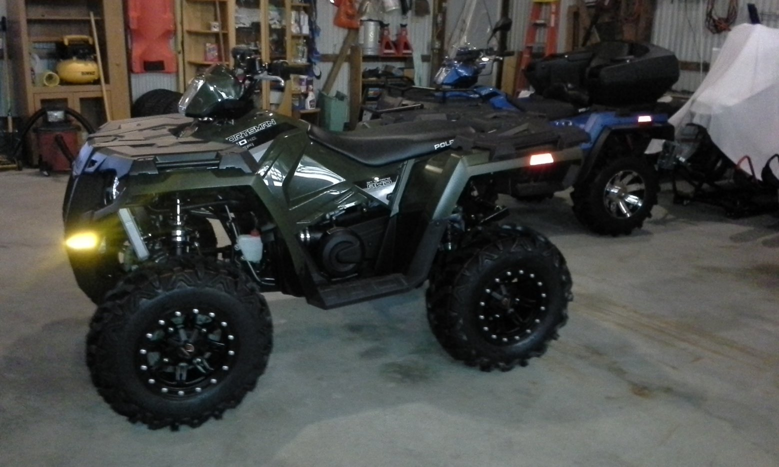 Polaris Sportsman 800 >> 2017 Polaris 450 HO - Tire Upgrades? - Polaris ATV Forum