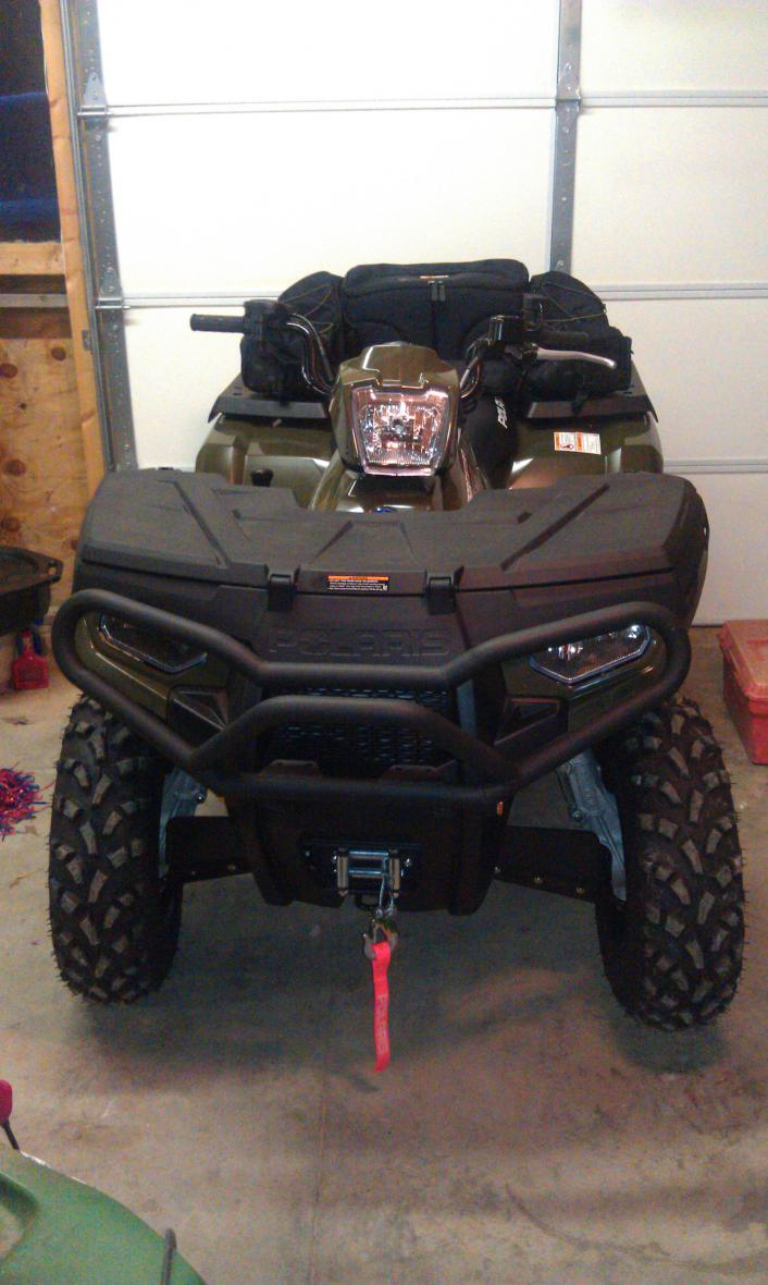Polaris Outlaw 50 >> Pics of Sportsman's ! - Page 22 - Polaris ATV Forum