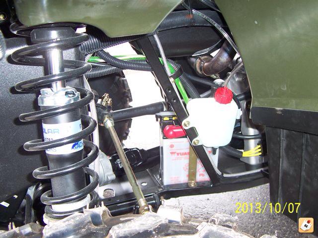 Battery Tender For Arctic Cat Atv
