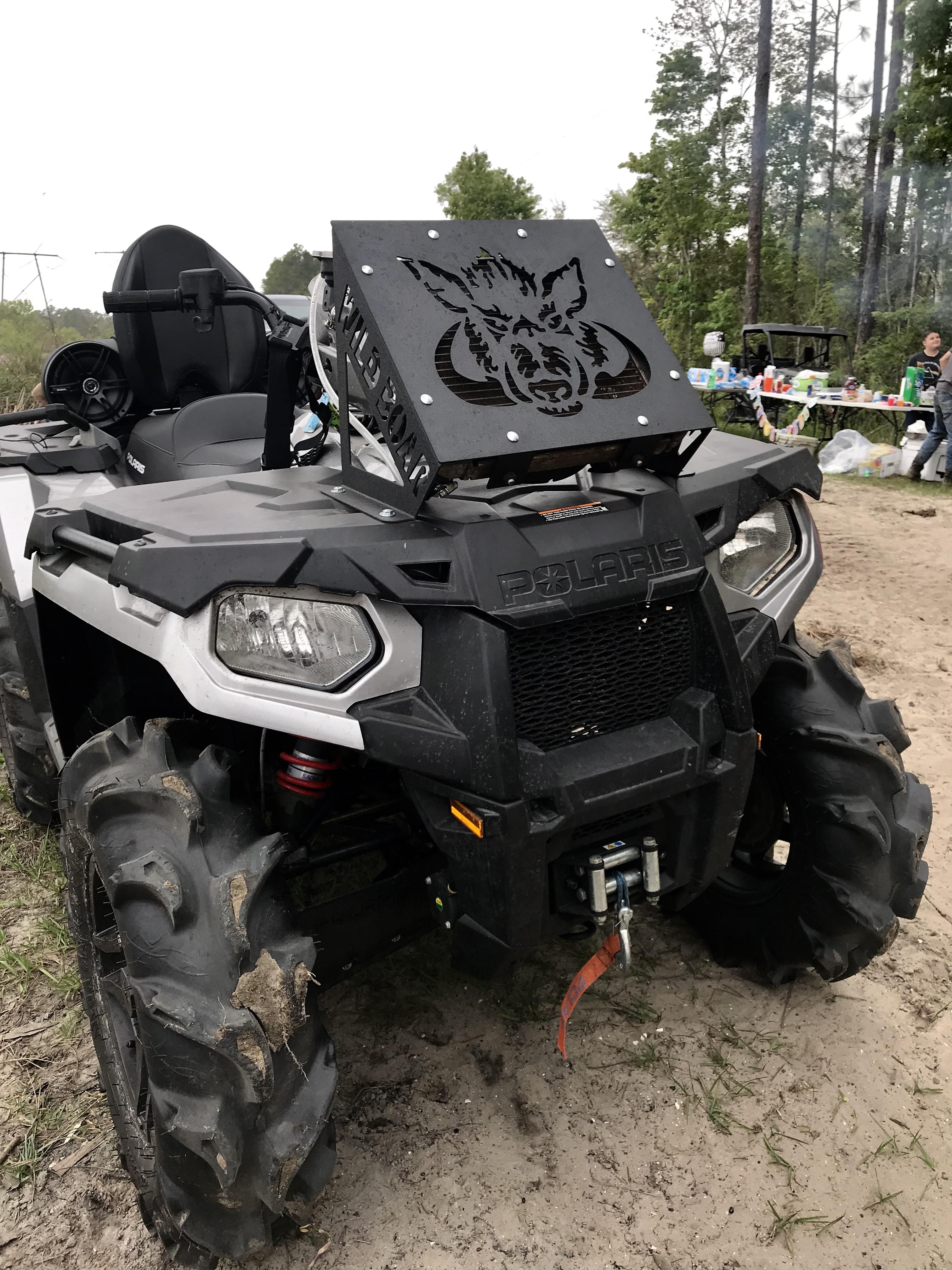 New Polaris ATV Radiator Sportsman 570 EFI//EPS//HD//SP 2018 18 Year only