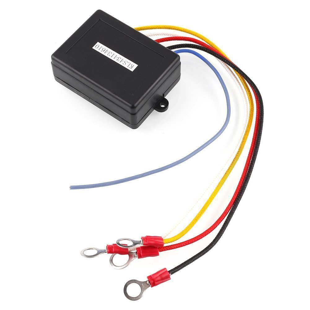 Wireless Winch Remote Wiring