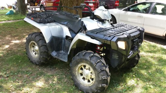 August 2015 – Polaris ATV of the Month Voting! | CZ Chains