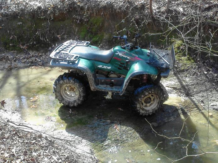 1999 Polaris xplorer 300 4X4 for sale - Polaris ATV Forum