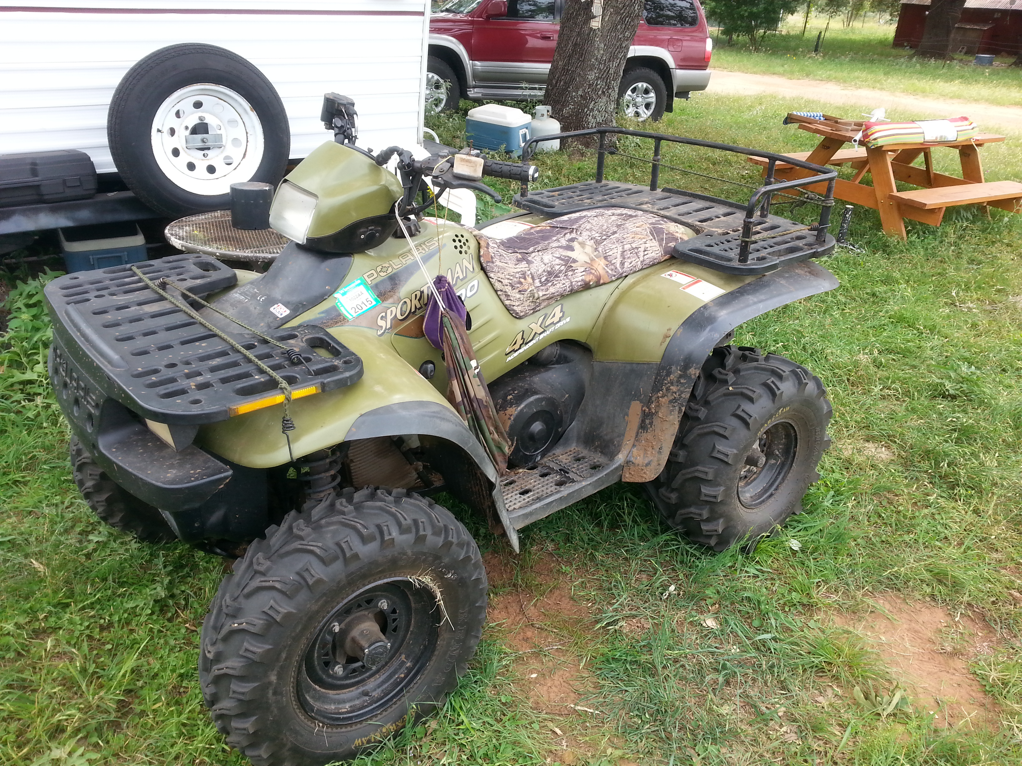 1999 Polaris Sportsman 500 Looking For Info Amp Advice