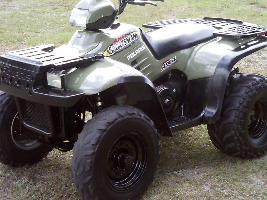 2001 sportsman 400 4x4 - Polaris ATV Forum