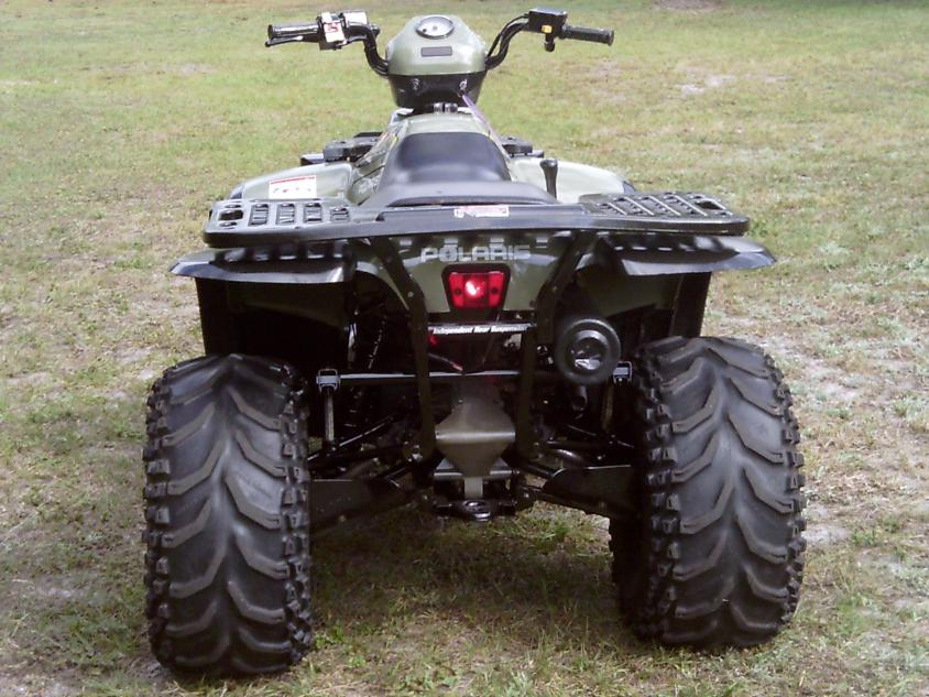 2001 Sportsman 400 4x4 Polaris ATV Forum