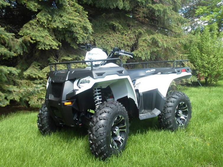 lets see your bad ss 500ho  polaris atv forum