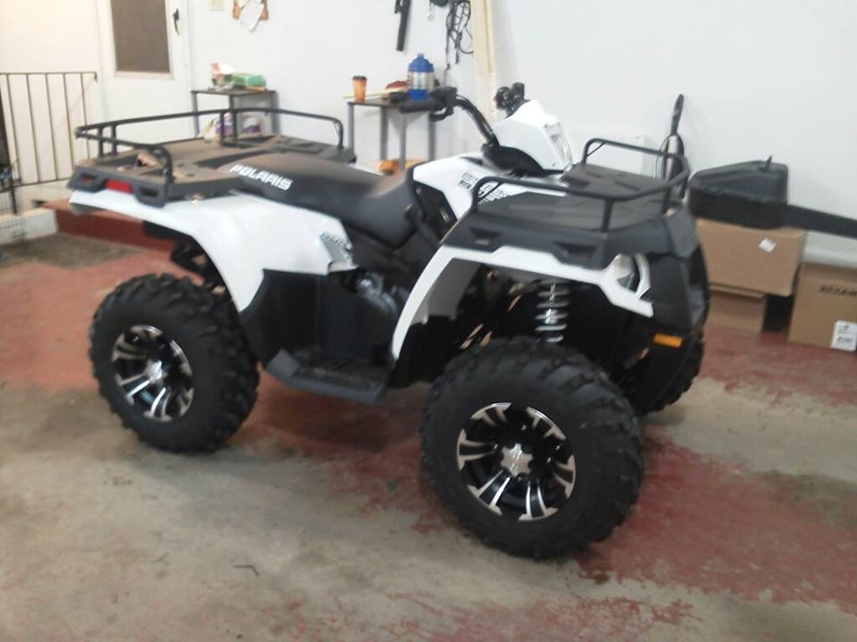 Itp Ss313wheels Polaris Atv Forum