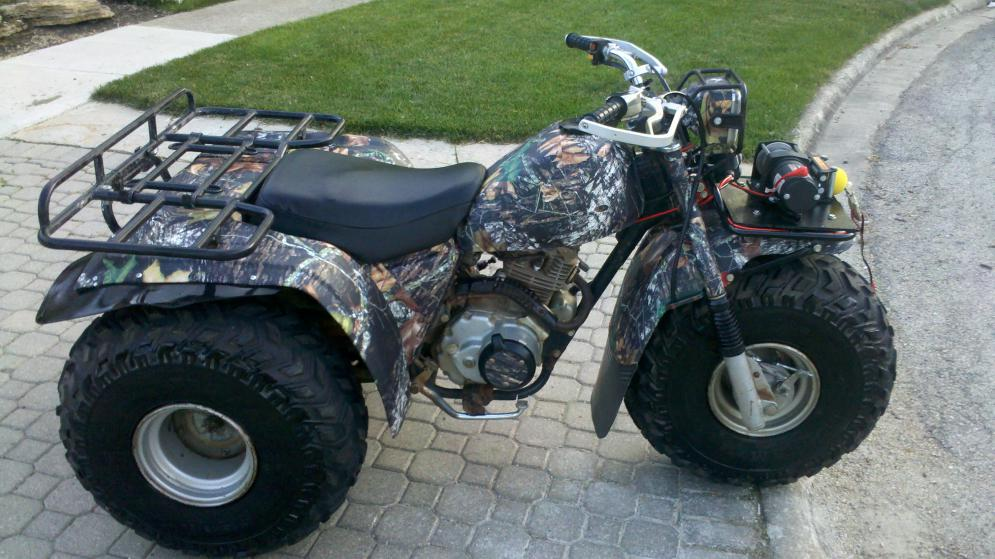 Any 3 wheeler owners here polaris atv forum sciox Image collections