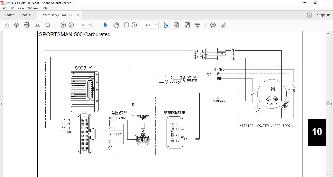 Polaris Voltage Regulator Wiring Diagram