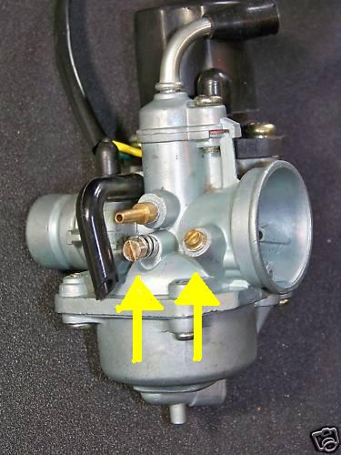 Polaris 200 Carburetor Adjustment Related Keywords
