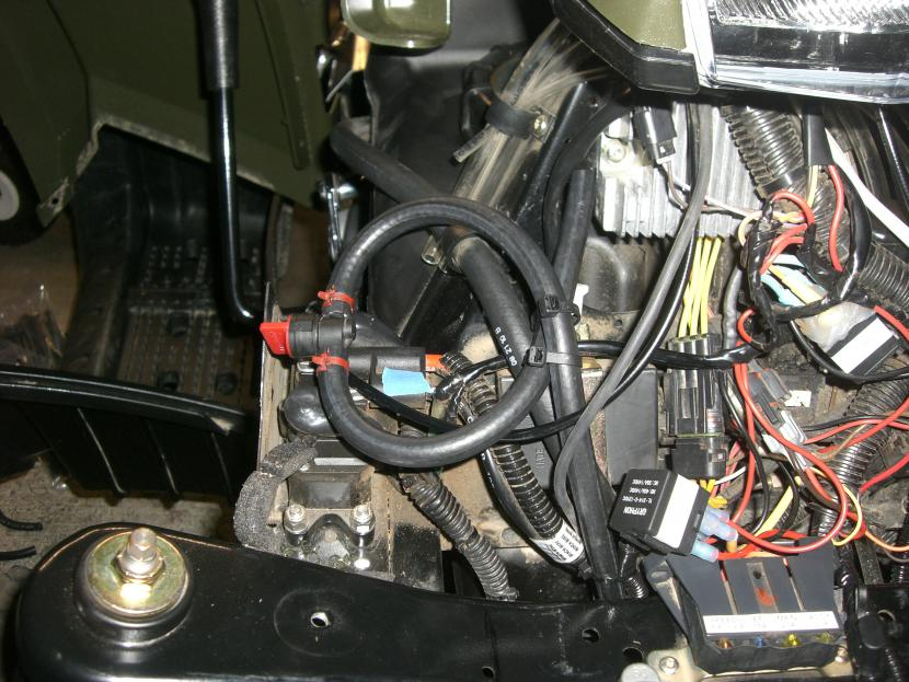 D Fuel Shut Off Relocation Pics Cimg on Sportsman 500 Wiring Diagram