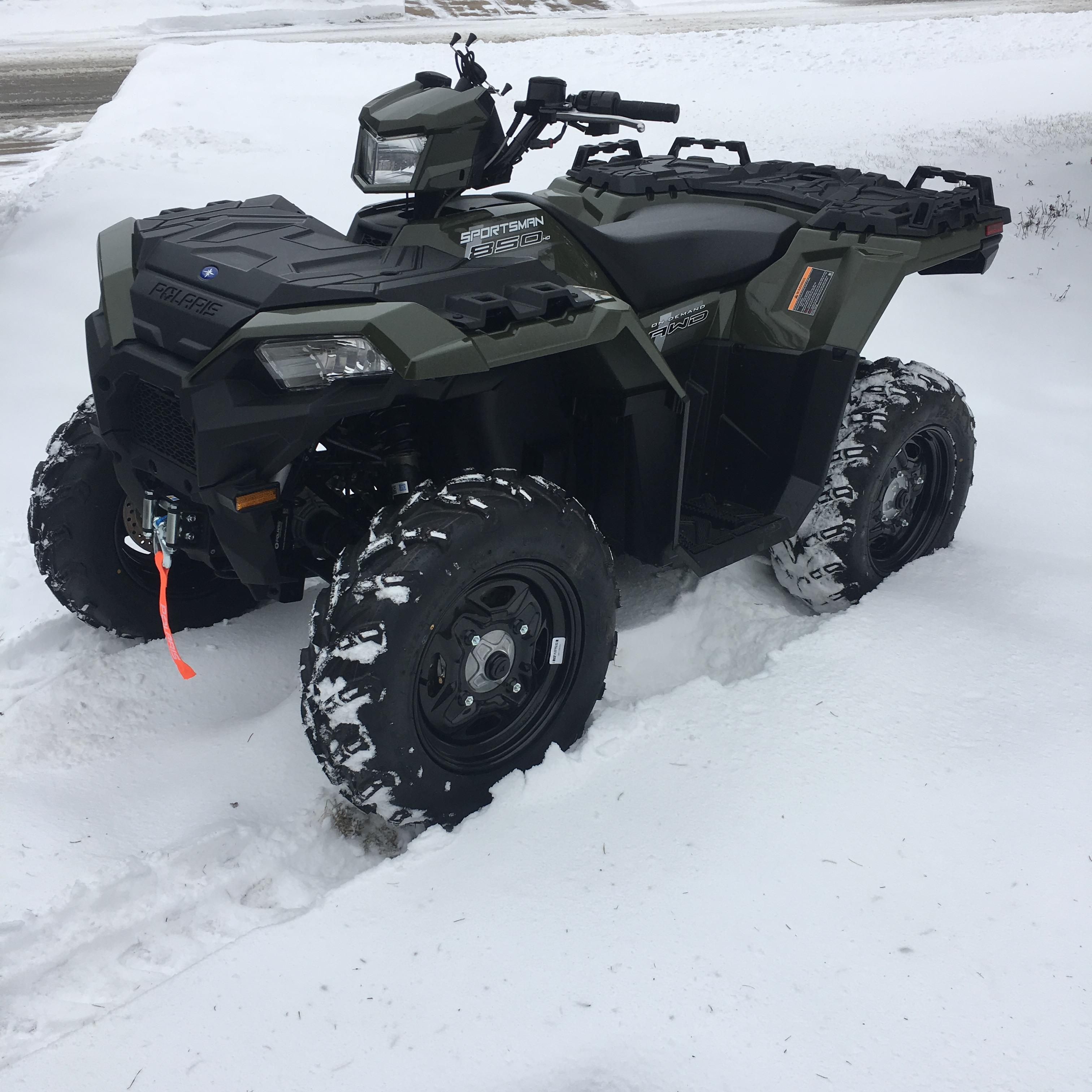 2019 Sportsman 850 Build Polaris Atv Forum