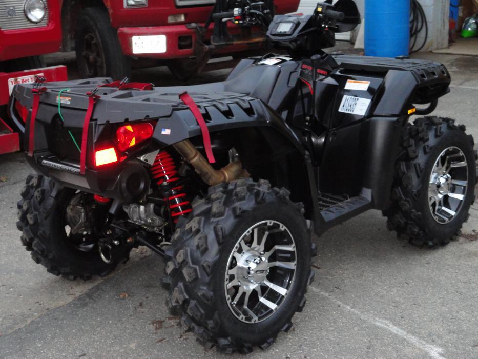 Pics of my last ride - Polaris ATV Forum